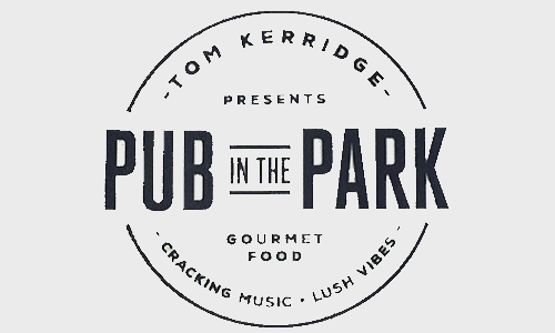 Tom Kerridge Pub in the Park logo