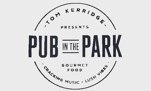 Tom Kerridge Pub in the Park logo